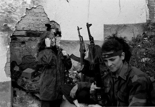 Sex Terror During The War In Bosnia Hercegovina Center